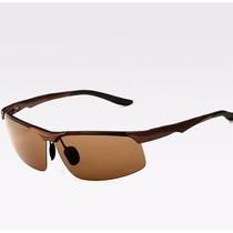 Óculos Sol Tipo Demolidor Polarizado Importado Frete Grátis