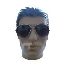 Oculos Aviador Unissex Vintage Modelo 11004 Bl