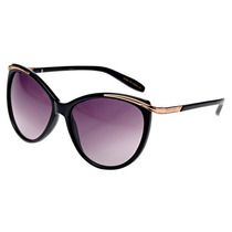 Óculos Triton 31857 - Feminino - Preto - 12x Sem Juros