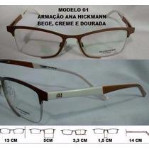 Armação Óculos De Grau..vários Modelos..frete Free Via Pac!