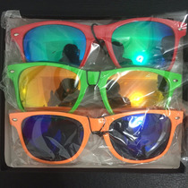 Oculos De Sol Eyewear Wayfarer Style Multi-color