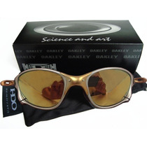 Oakley Double Xx 24k Lente Gold Polarizada