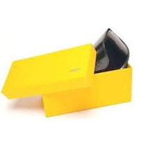 Capa Case Fendi Completo Caixa + Case + Flanela