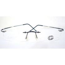Promoção Armação Para Oculos De Grau Titanium Flexivel Preta