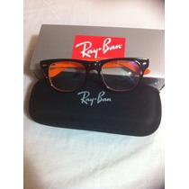Armação Rayban Para Óculos De Grau Infantil