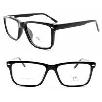 Armação Acetato Para Óculos De Grau Masculina - 7273