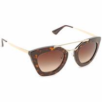 Oculos Pra-da 9855 Pr09q Gatinho Luxo Promoção