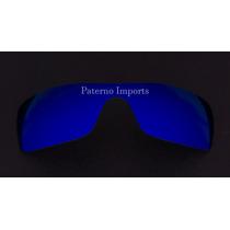 Lente Para Oakley Batwolf Neon Blue - Menor Preço