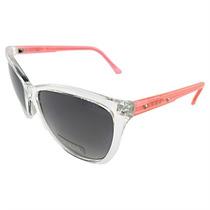 Óculos De Sol Guess Feminino De Acetato Cristal