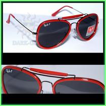 Óculos De Sol Rb3428 Road Spirit, Várias Cores