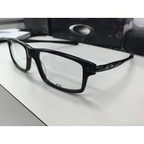 Oculos P/ Grau Oakley Ox1100-0153 Black/black Original