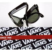Oculos Vans Black Dobrável