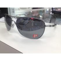 Oculos Oakley Crosshair Lead W/black Iridium Lente Polarized