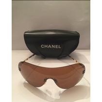 Óculos Máscara Chanel Original Modelo: 4118