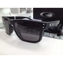 Oculos Oakley Holbrook Oo9102l-01 Mate Back W Original
