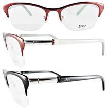 Armação Dior Cd 3796 Para Grau Lançamento Luxo Frete Grátis