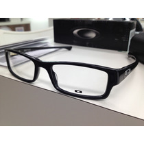 Oculos Receituario P/grau Oakley Servo Ox1066-0155 Polished