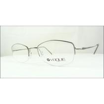 Armação Óculos De Grau Da Vogue Original P/ Multifocal A456
