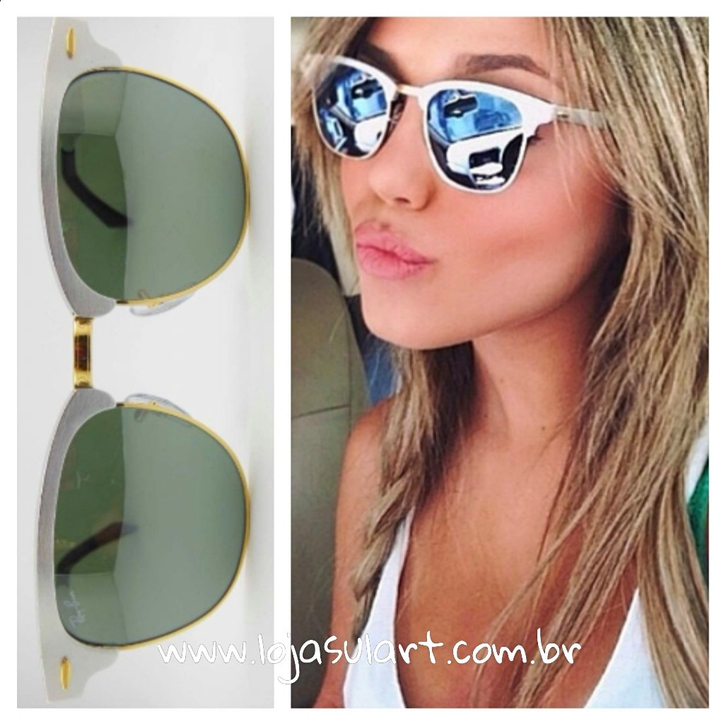 b7f2965dc20 Silver Ray Ban Clubmaster Oversized Nordstrom « Heritage Malta