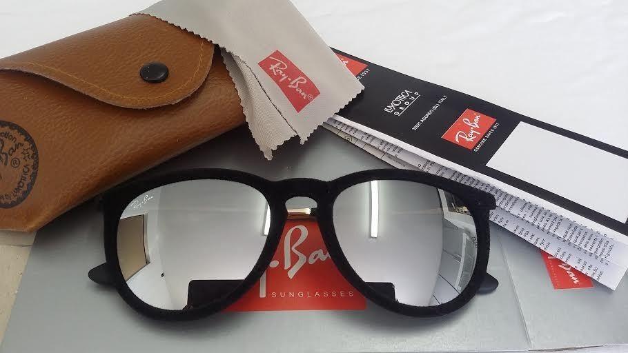 óculos Estilo Ray Ban 4171 Erika   Louisiana Bucket Brigade 55ac8cabce