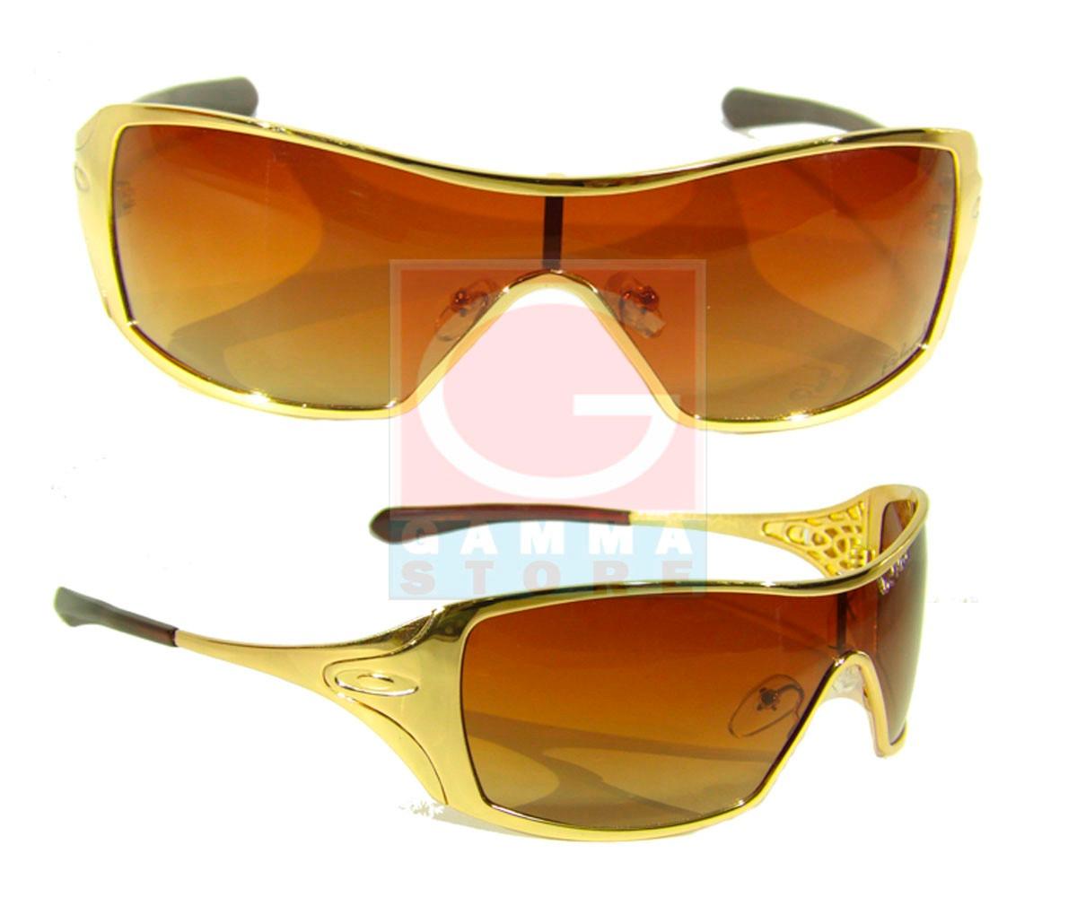 2f1a75a8b9011 Oakley Dart Gold Feminino