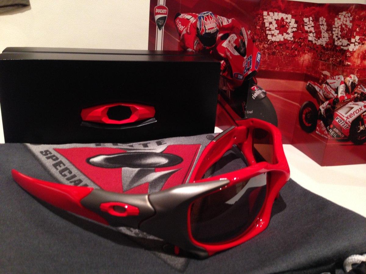 f2800e022ab81 Oculos Oakley Pit Boss Ducati « Heritage Malta