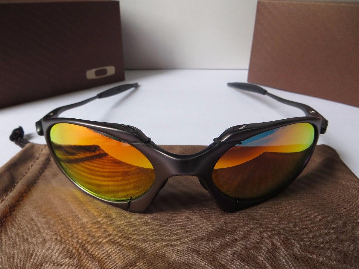 220764ee7 oculos oakley romeo e juliet oculos oakley romeo e juliet. Óculos Oakley  Juliet Romeo 24k X-squared Double . ...