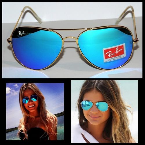 bb3ef330a Oculos De Sol Espelhado Azul Mercadolivre | United Nations System ...