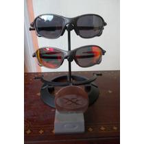 Oakley Double Xx X- Metal 100% Fosco Polarized Ñ Juliet