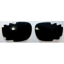 Lentes De Reposição P\ Óculos Oak. Jawbone - Preta