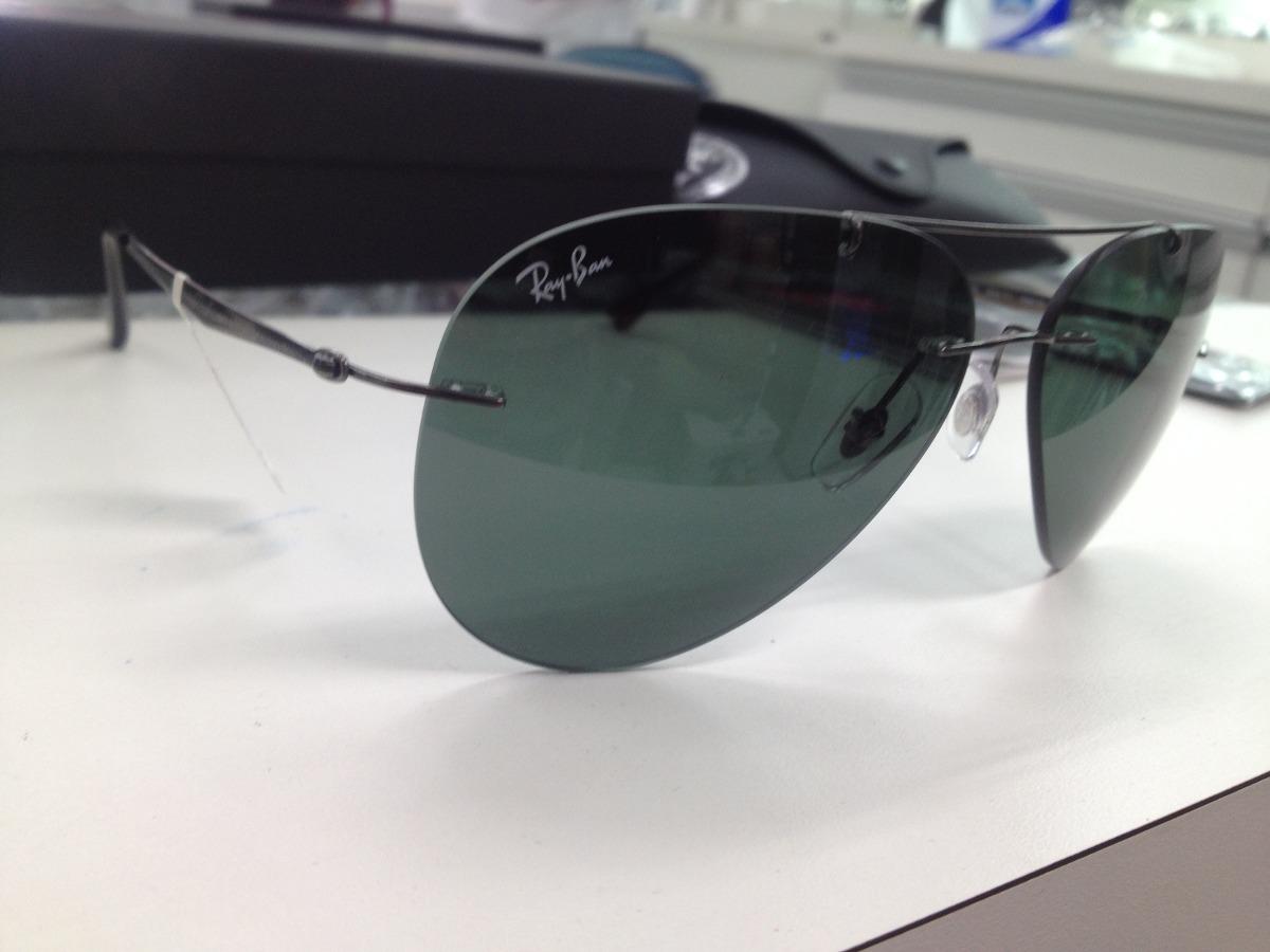 Oculos Solar Ray Ban Light Ray Rb8055 004 71 Estilo