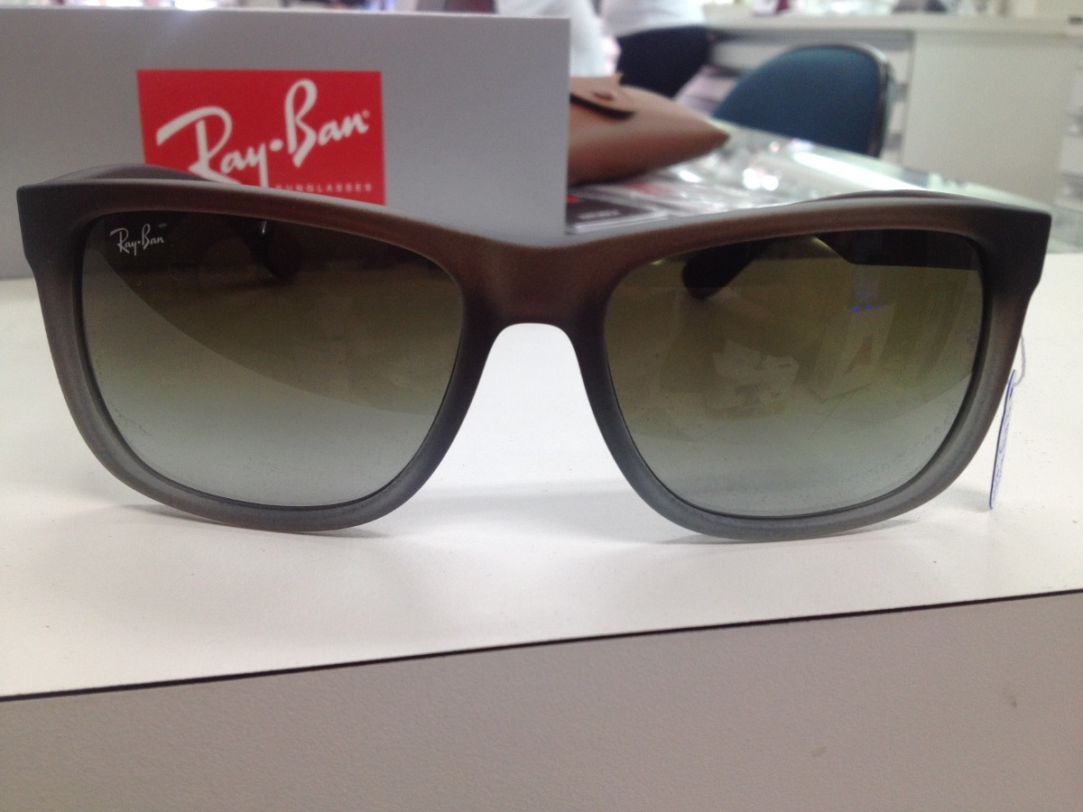 96b081b6635e3 Oculos Solar Ray Ban Justin   City of Kenmore, Washington