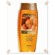 Naturals Óleo Perfumado Para O Corpo Avelã E Chocolate Avon