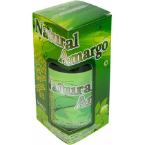 Natural Amargo Original - 500ml - Recomendado Por Quem Usa