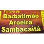 Tintura Barbatimão Aroeira E Sambacaitá (micoses De Pele)
