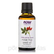Now Solutions - Rosa Mosqueta Óleo De Semente - 1 Fl. Oz (3