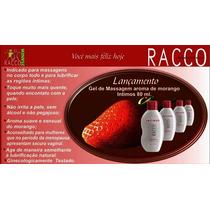 Racco - Íntimos Morango Gel De Massagem