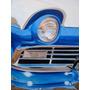 Ford Fairlane 57 - Quadro Pintura Óleo Tela Carro Antigo