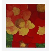 Quadro Flores, Grande Dimensao # Pintura Sobre Tela