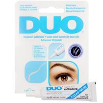 Cola Para Cílios Postiços Duo Eyelashes Transparente