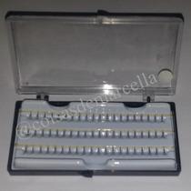 Tufos De Cílios Tufinhos Maquiagem Cílios Postiços 14mm