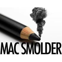 Lápis Para Olhos Eye Kohl Mac Smolder(preto) Pronta Entrega