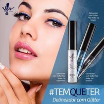 Delineador Com Glitter Yes! Make.up Promoção 10% De Desconto