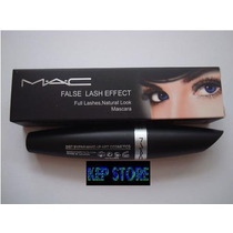 Rimel Mac False Lash Effect Preto