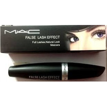 Máscara Mac False Lash Effect - Rimel, Mascara De Cílios