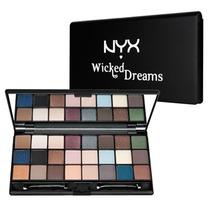 Nova Paleta Sombra Nyx S130 Wicked Dreams - Pronta Entrega