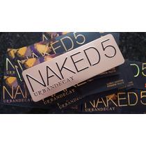 Paleta Sombras Naked 5 A Pronta Entrega!!!
