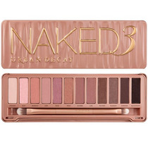 Estojo Naked 3 Urban Decay Palette C Pincel Original Paleta