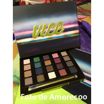 The Vice Palette 3 Urban Decay Originalc/ Pincel