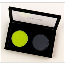 Mac Paleta Duo Sombra Double Feature 2 100% Original - Linda
